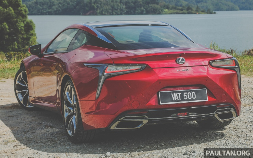 GALLERY: Lexus LC 500 in Malaysia – RM940,000 Image #744894