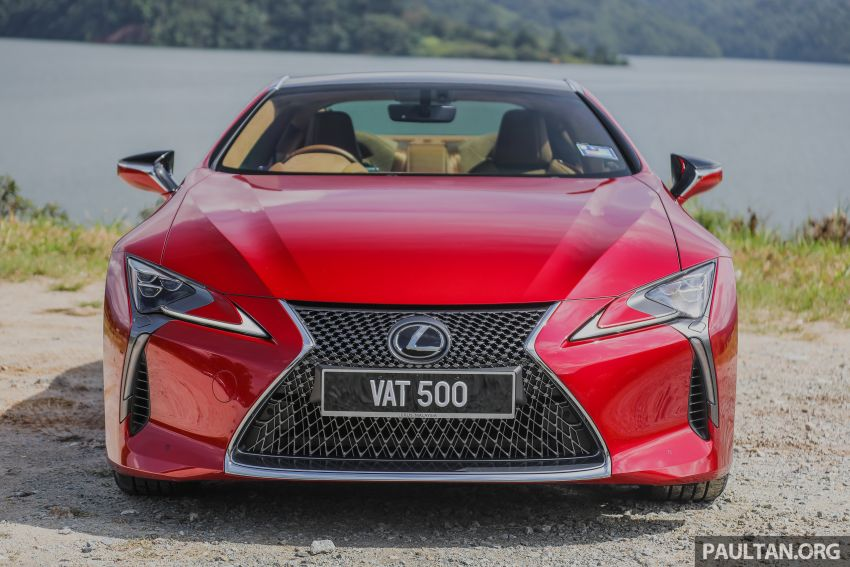 GALLERY: Lexus LC 500 in Malaysia – RM940,000 Image #1047758