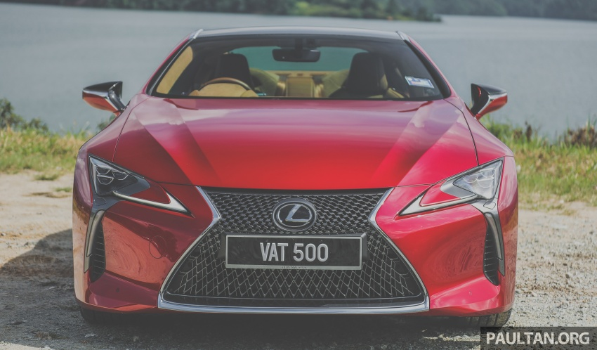 GALLERY: Lexus LC 500 in Malaysia – RM940,000 Image #744896