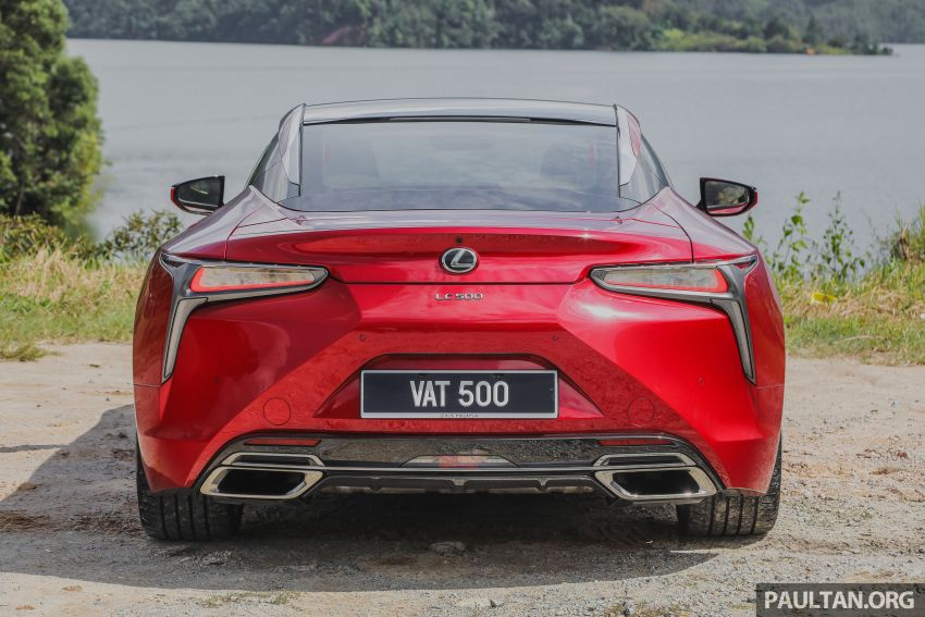 GALLERY: Lexus LC 500 in Malaysia – RM940,000 Image #1047759