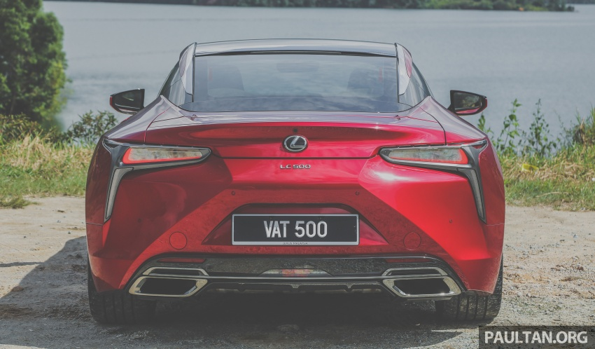 GALLERY: Lexus LC 500 in Malaysia – RM940,000 Image #744897