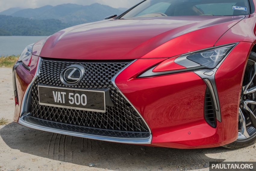 GALLERY: Lexus LC 500 in Malaysia – RM940,000 Image #1047760
