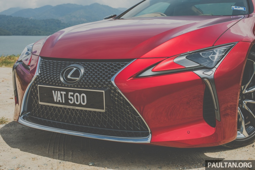 GALLERY: Lexus LC 500 in Malaysia – RM940,000 Image #744898