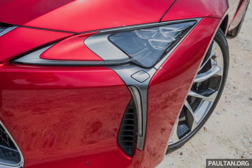GALLERY: Lexus LC 500 in Malaysia – RM940,000 Image #1047761