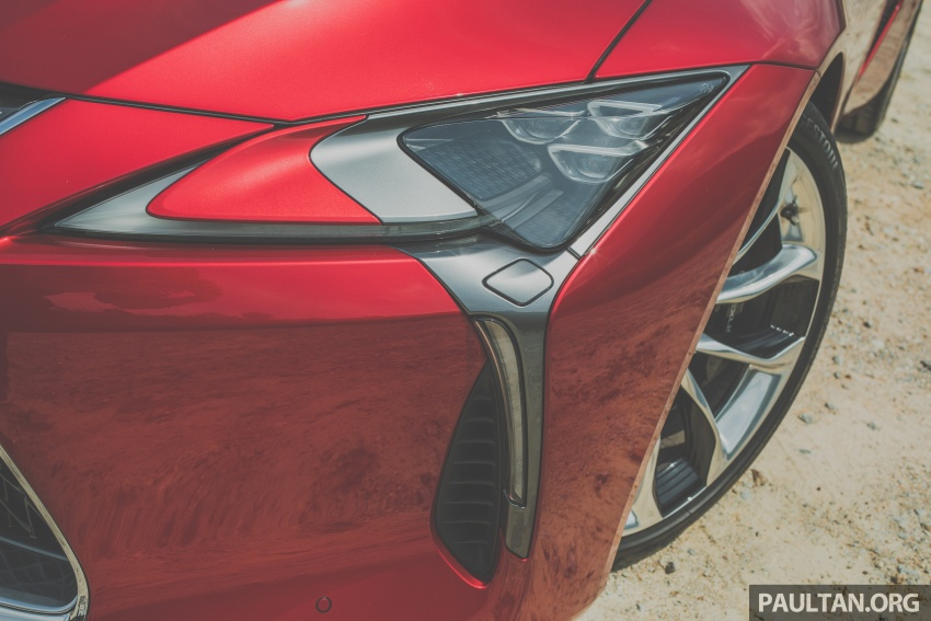 GALLERY: Lexus LC 500 in Malaysia – RM940,000 Image #744899