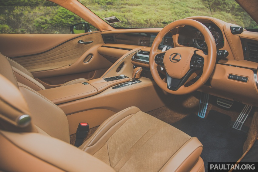 GALLERY: Lexus LC 500 in Malaysia – RM940,000 Image #744923