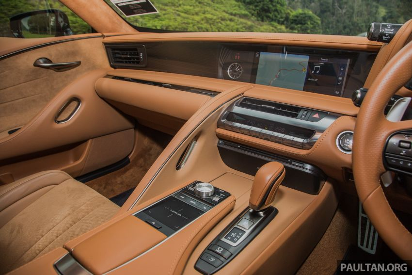 GALLERY: Lexus LC 500 in Malaysia – RM940,000 Image #1047808