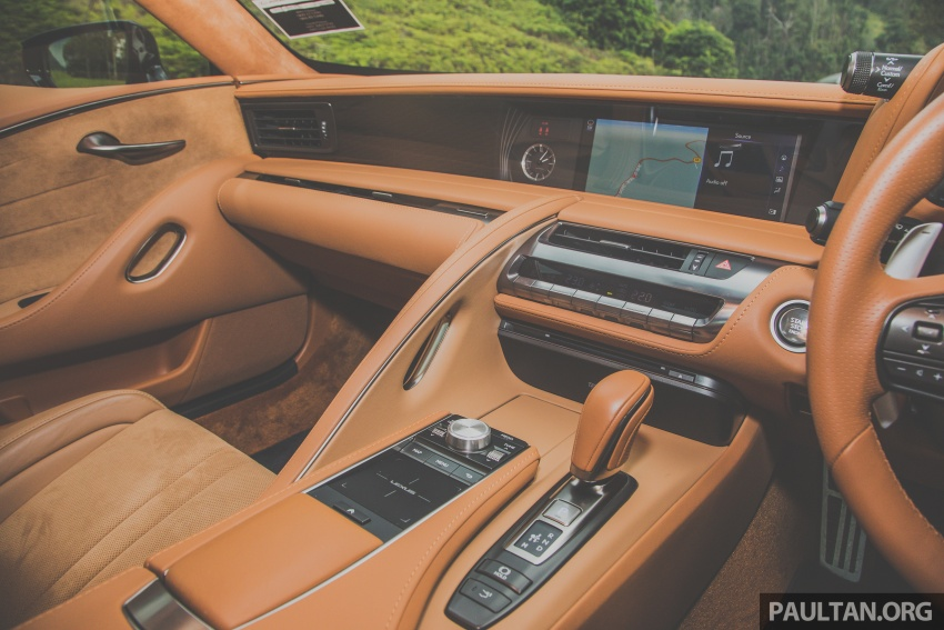 GALLERY: Lexus LC 500 in Malaysia – RM940,000 Image #744938