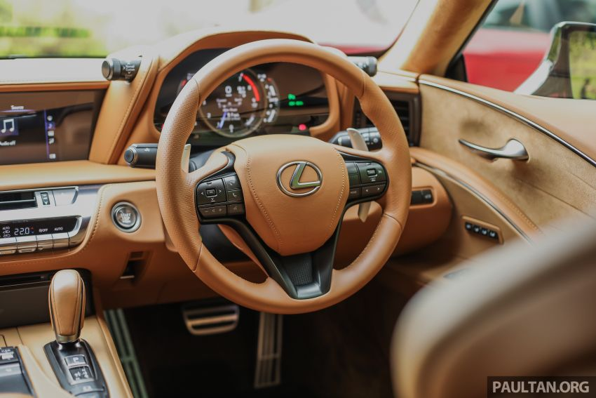 GALLERY: Lexus LC 500 in Malaysia – RM940,000 Image #1047791