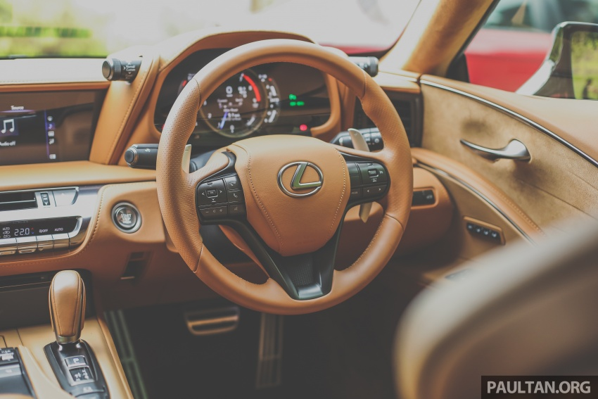 GALLERY: Lexus LC 500 in Malaysia – RM940,000 Image #744924