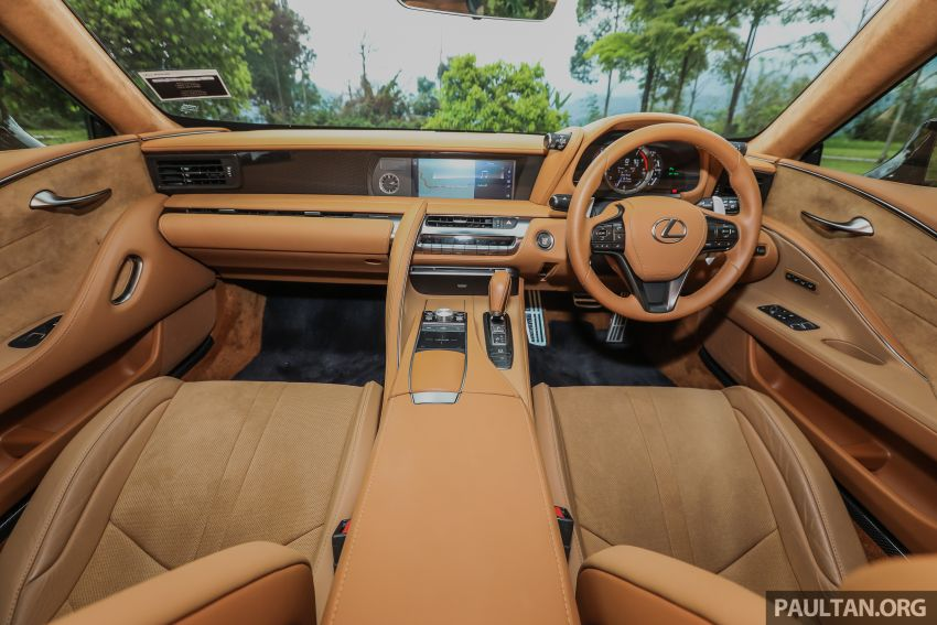 GALLERY: Lexus LC 500 in Malaysia – RM940,000 Image #1047823