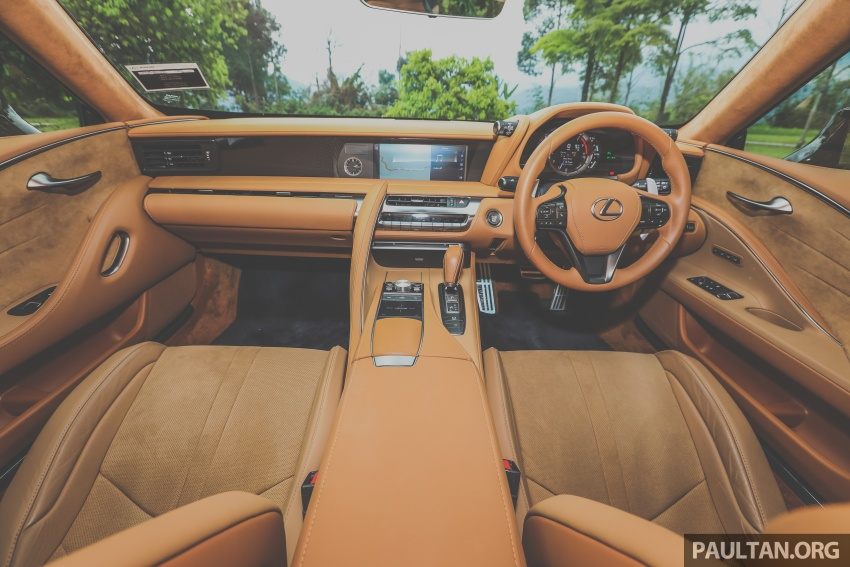 GALLERY: Lexus LC 500 in Malaysia – RM940,000 Image #744949