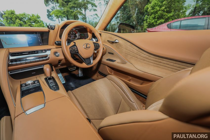 GALLERY: Lexus LC 500 in Malaysia – RM940,000 Image #1047824