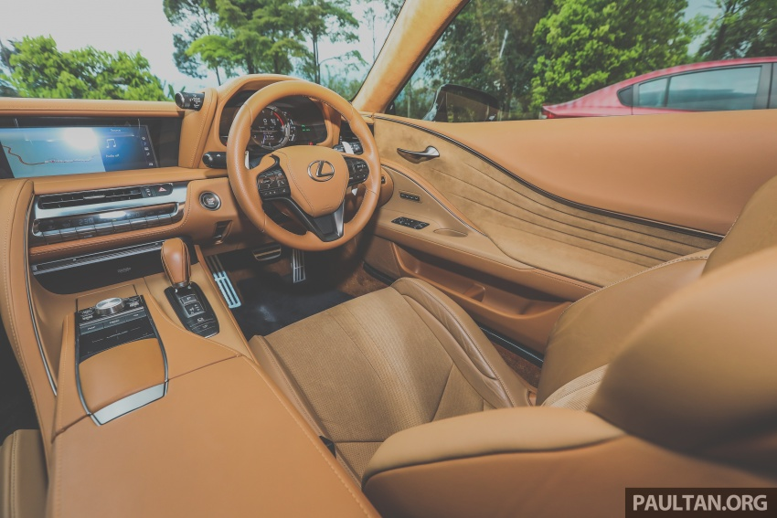 GALLERY: Lexus LC 500 in Malaysia – RM940,000 Image #744950
