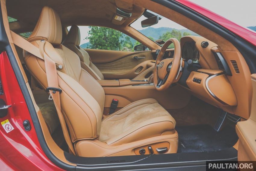 GALLERY: Lexus LC 500 in Malaysia – RM940,000 Image #744952