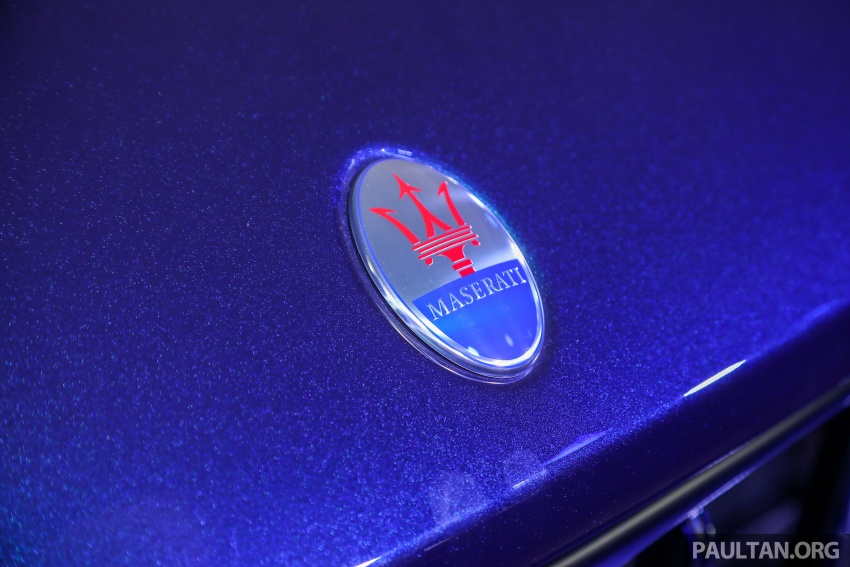 Maserati Levante S launched in Malaysia – GranLusso and GranSport trims, prices start from RM789k Image #743251