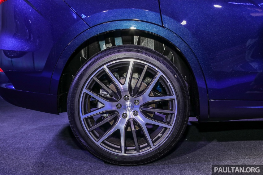 Maserati Levante S launched in Malaysia – GranLusso and GranSport trims, prices start from RM789k Image #743257