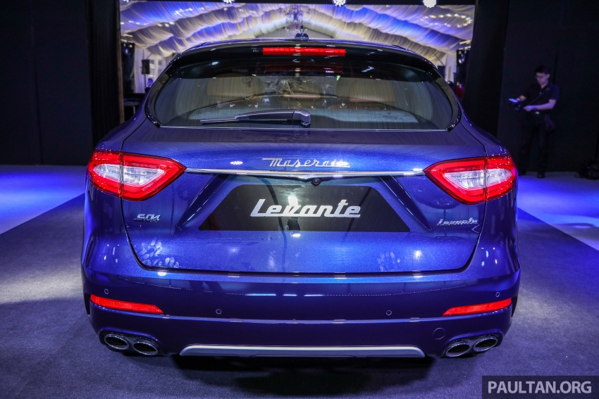 Maserati Levante S launched in Malaysia – GranLusso and GranSport trims, prices start from RM789k Image #743244