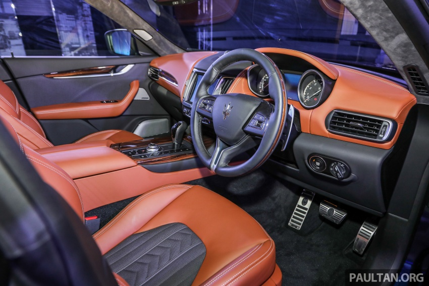 Maserati Levante S launched in Malaysia – GranLusso and GranSport trims, prices start from RM789k Image #743276