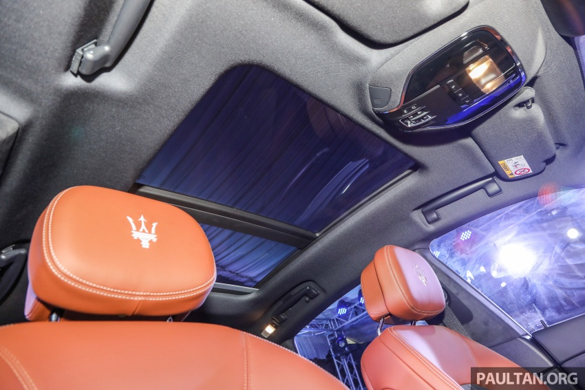 Maserati Levante S launched in Malaysia – GranLusso and GranSport trims, prices start from RM789k Image #743311