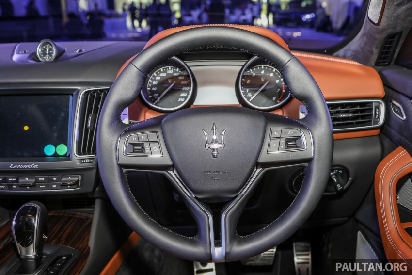 Maserati Levante S launched in Malaysia – GranLusso and GranSport trims, prices start from RM789k Image #743278
