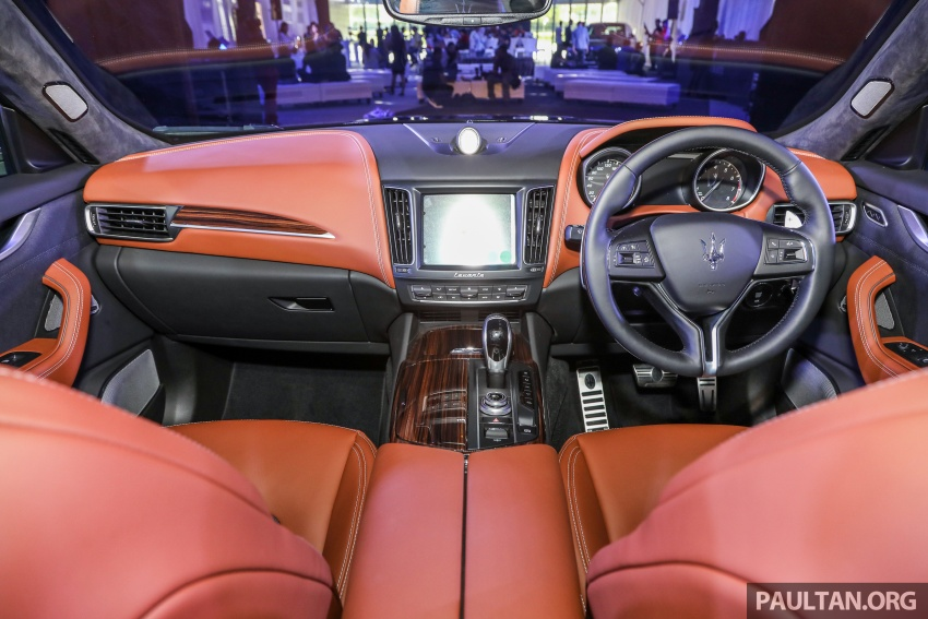 Maserati Levante S launched in Malaysia – GranLusso and GranSport trims, prices start from RM789k Image #743315