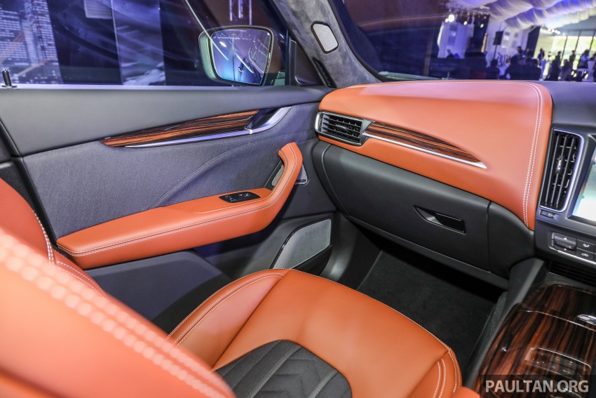 Maserati Levante S launched in Malaysia – GranLusso and GranSport trims, prices start from RM789k Image #743318