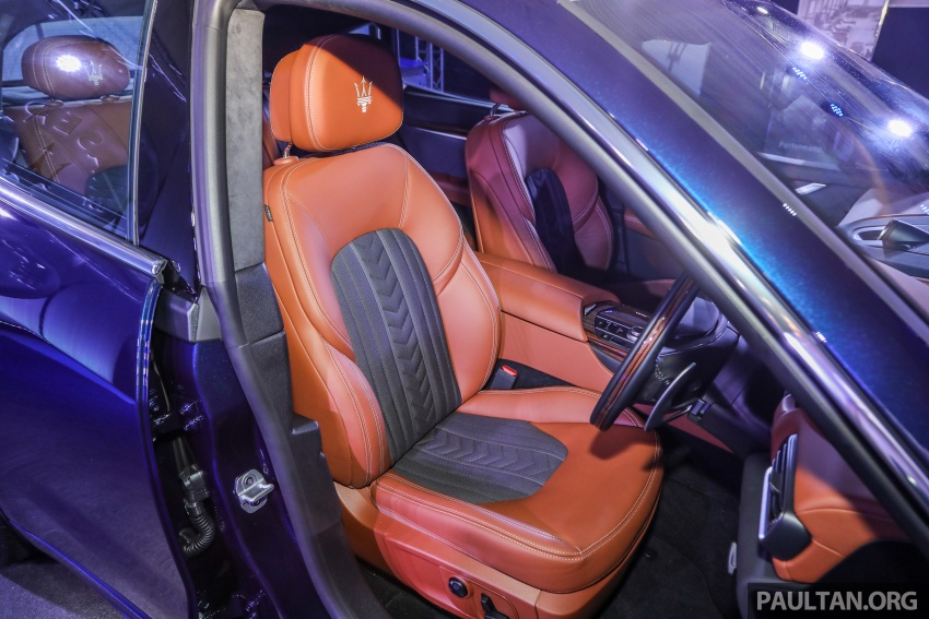 Maserati Levante S launched in Malaysia – GranLusso and GranSport trims, prices start from RM789k Image #743322