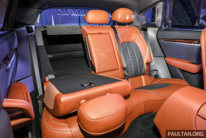 Maserati Levante S launched in Malaysia – GranLusso and GranSport trims, prices start from RM789k Image #743335