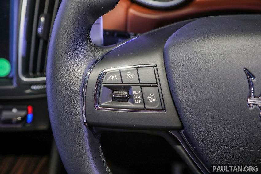 Maserati Levante S launched in Malaysia – GranLusso and GranSport trims, prices start from RM789k Image #743286