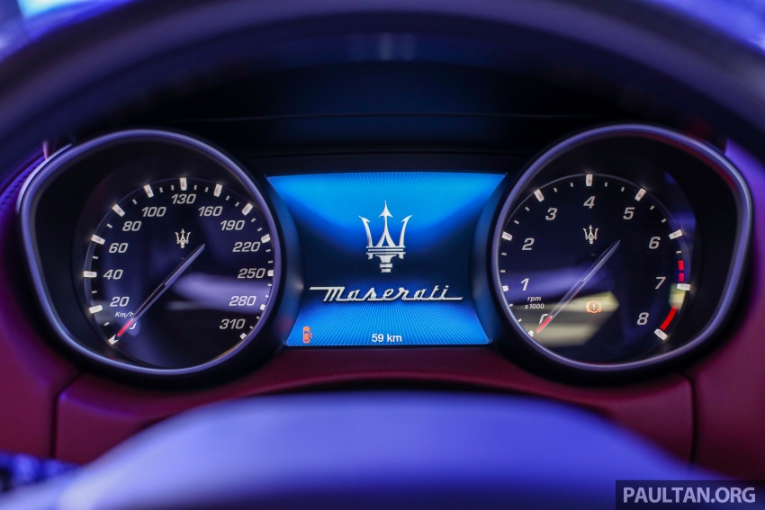 Maserati Levante S launched in Malaysia – GranLusso and GranSport trims, prices start from RM789k Image #743403