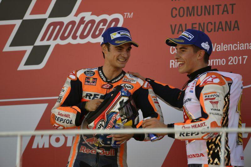 Marc Marquez crowned 2017 MotoGP champion Image #736838