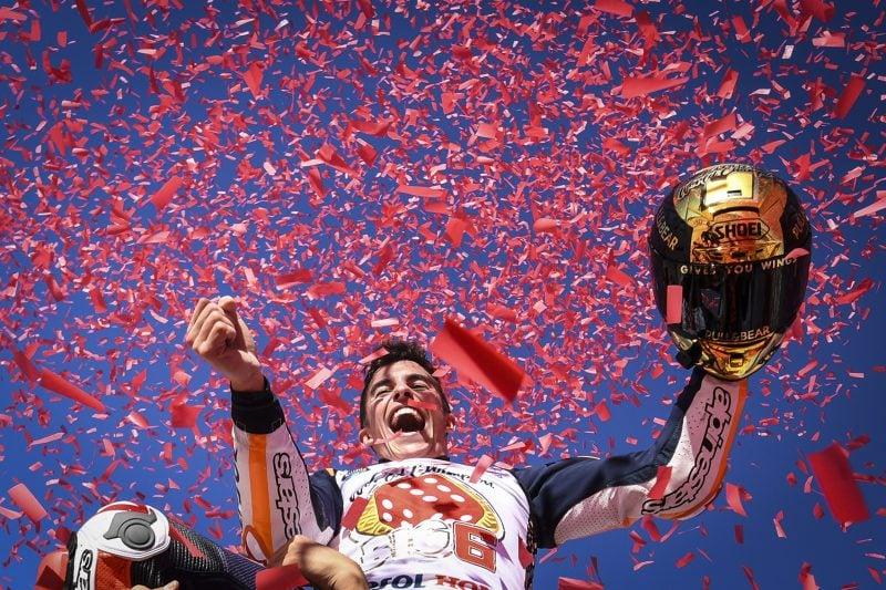 Marc Marquez crowned 2017 MotoGP champion Image #736842