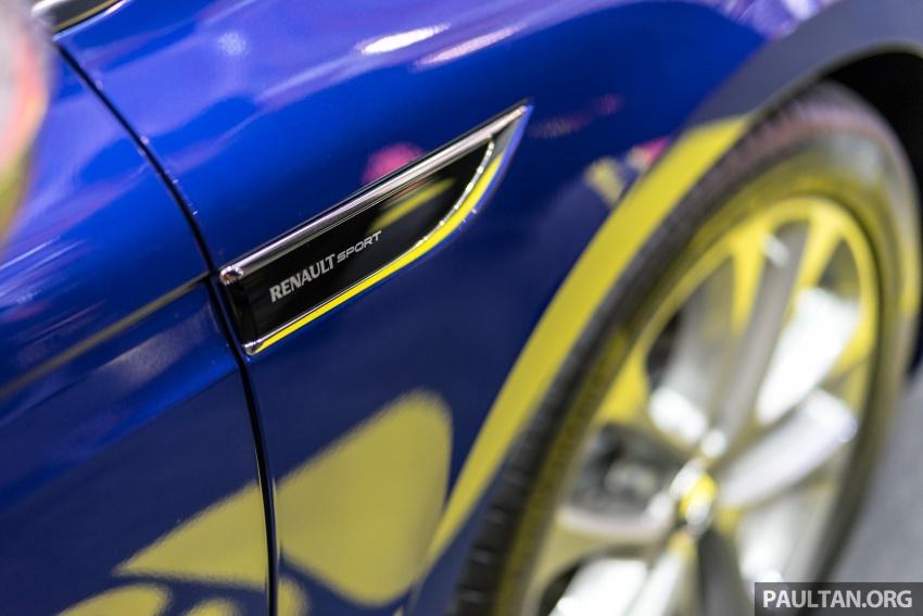 Renault Megane GT dipertontonkan di Malaysia Image #735917