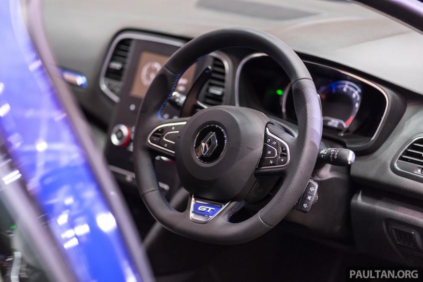 Renault Megane GT dipertontonkan di Malaysia Image #735919