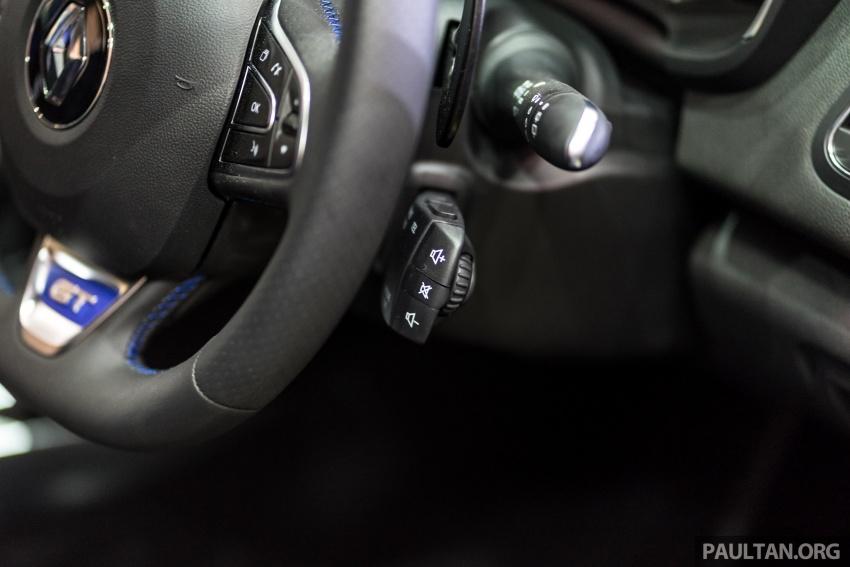 Renault Megane GT dipertontonkan di Malaysia Image #735921