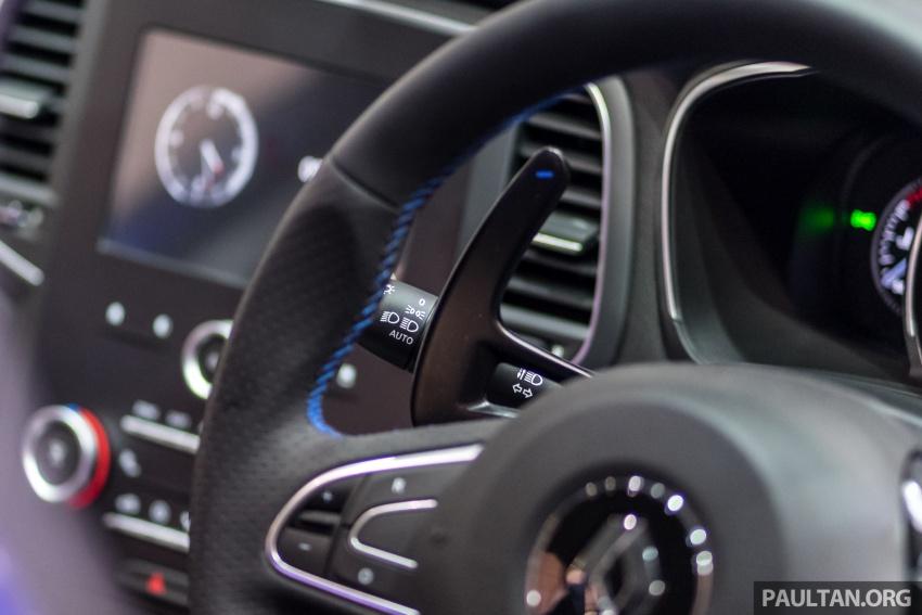 Renault Megane GT dipertontonkan di Malaysia Image #735932