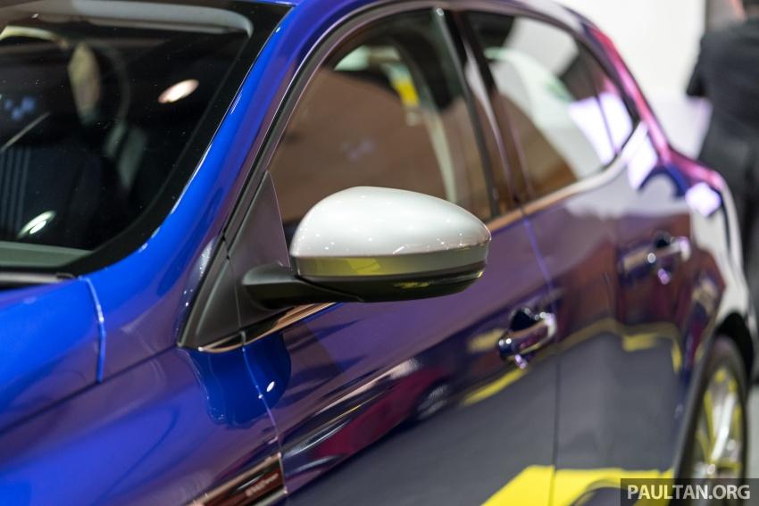 Renault Megane GT dipertontonkan di Malaysia Image #735940