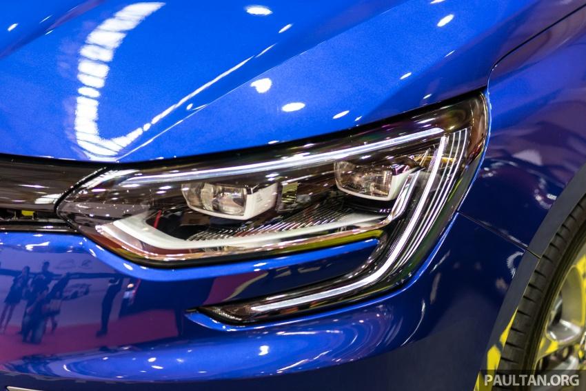 Renault Megane GT dipertontonkan di Malaysia Image #735905