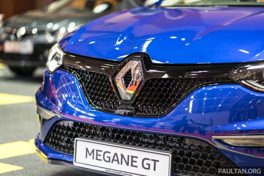 Renault Megane GT dipertontonkan di Malaysia Image #735909
