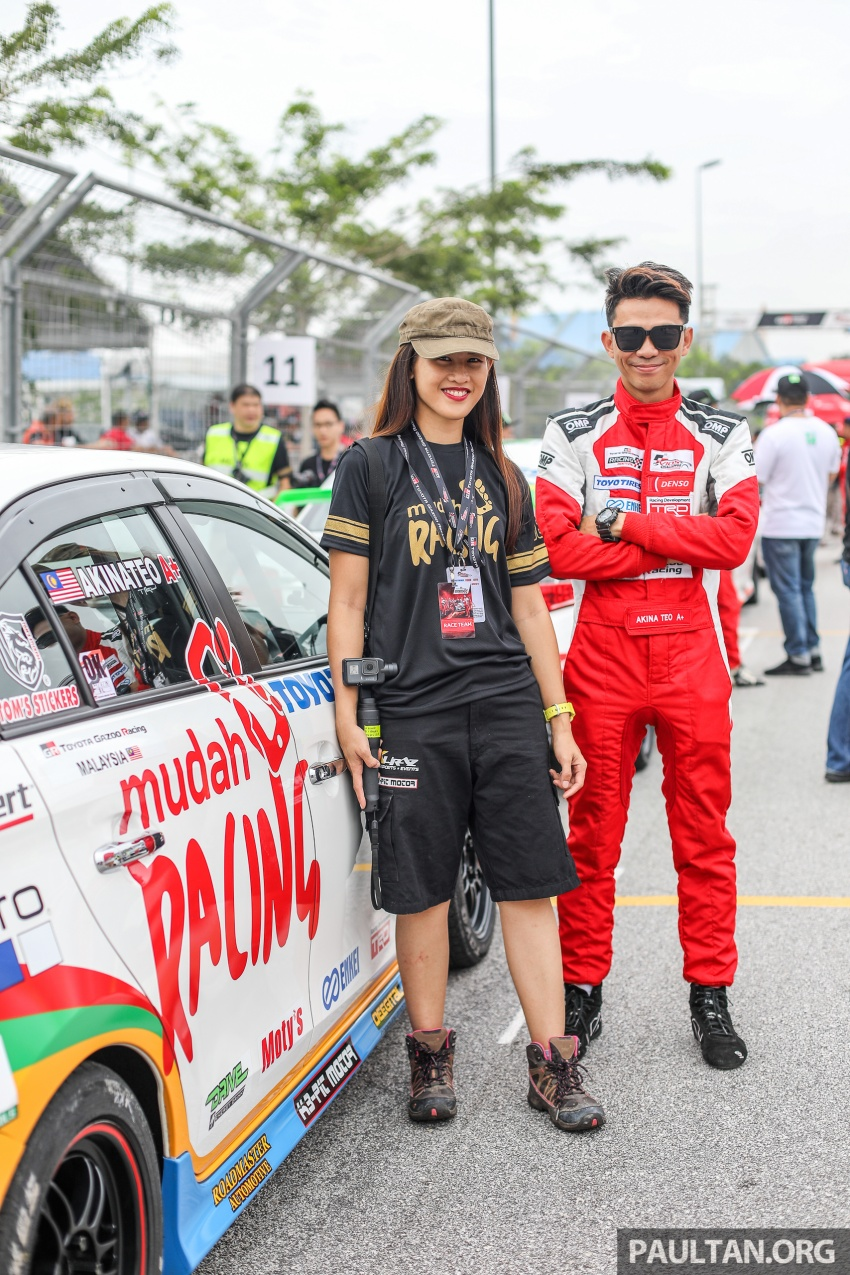Toyota Gazoo Racing festival – thrills, spills at MAEPS Image #744346