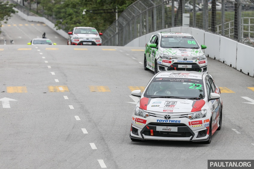 Toyota Gazoo Racing festival – thrills, spills at MAEPS Image #744449
