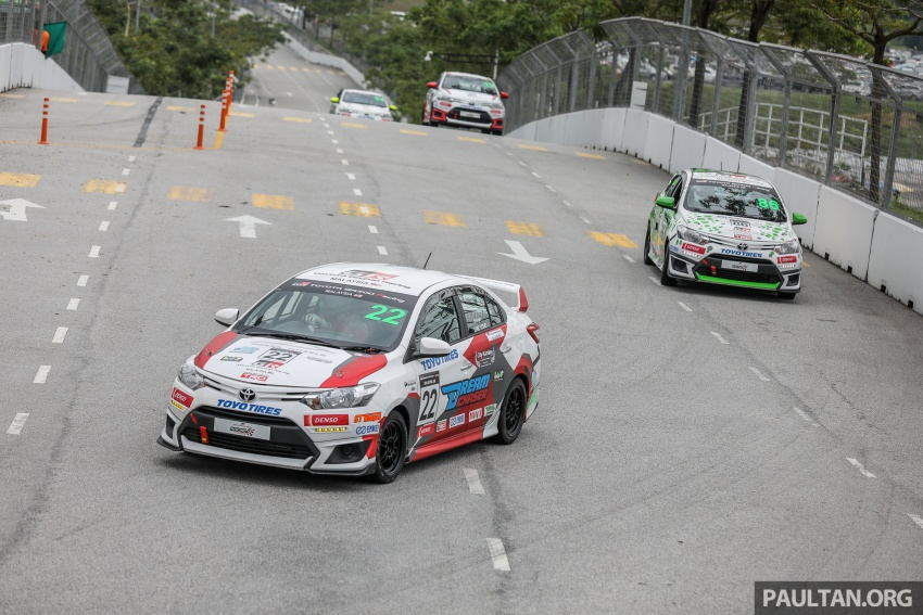 Toyota Gazoo Racing festival – thrills, spills at MAEPS Image #744450