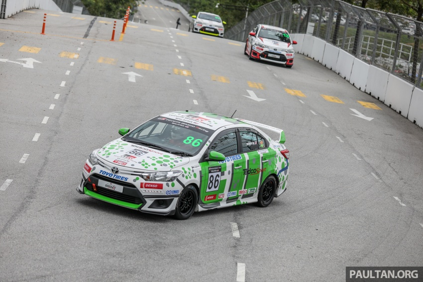 Toyota Gazoo Racing festival – thrills, spills at MAEPS Image #744451