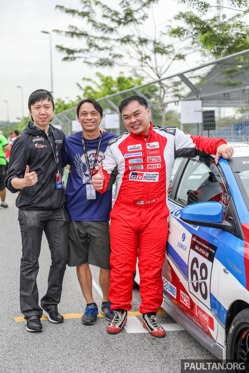 Toyota Gazoo Racing festival – thrills, spills at MAEPS Image #744347