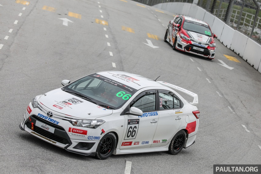 Toyota Gazoo Racing festival – thrills, spills at MAEPS Image #744456
