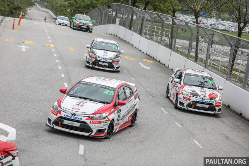 Toyota Gazoo Racing festival – thrills, spills at MAEPS Image #744459
