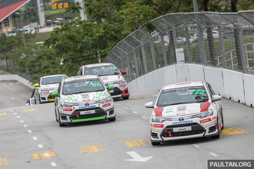 Toyota Gazoo Racing festival – thrills, spills at MAEPS Image #744463