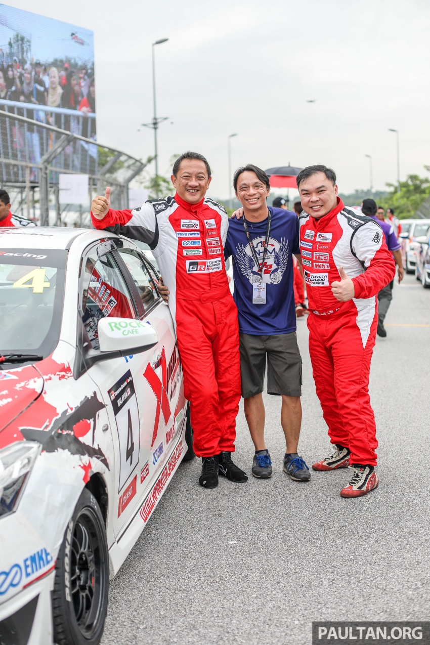 Toyota Gazoo Racing festival – thrills, spills at MAEPS Image #744348