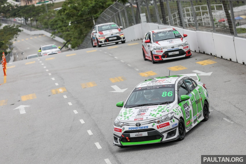 Toyota Gazoo Racing festival – thrills, spills at MAEPS Image #744468